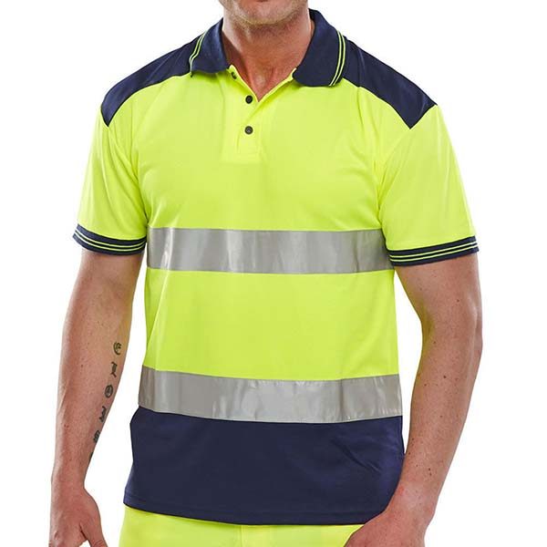 High Vis Safety Polo Shirt For Sale